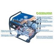 Профессиональный бензин генератор Shtenli PRO 5900 фото