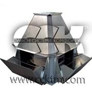 Вентиляторы крышные радиальные дымоудаления с факельным выходом потока УКРОС-ДУ/ДУВ. Вентиляторы дымоудаления фото