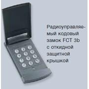 Радиоуправляемый кодовый замок FCT 3b, кодовый замок фото