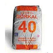 Цемент глинозёмистый GORKAL-40 фото