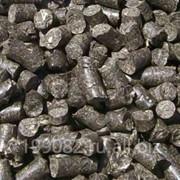 Топливные гранулы из лузги подсолнечника фото