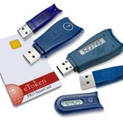 Ключ электронный eToken фото