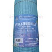 Сетка фасадная (Полоцк-Стекловолокно) 5*5мм 50m2 (160 плотность) фото