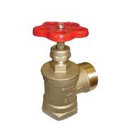 Вентиль пожарный ДУ-50 латун/углов (внутр/нар) фото