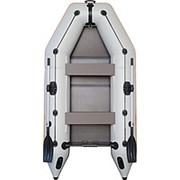 Надувная трехместная моторная лодка Kolibri КМ-280 Стандарт серии + слань-книжка фото