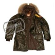 Куртка PJS кож. KODIAK blk фото