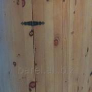 Фитобочка из натурального дерева фото