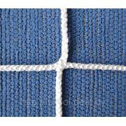 Заградительная сетка безузловая полиамидная 70х70 мм, d=2.5 мм фото