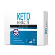 Keto Eat&Fit (Кето Еат Фит) препарат для похудения фото