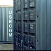 Аренда контейнеров, морской перегрузочный комплекс Сухой лиман фото