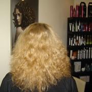 Выпрямление волос в Астане. фото