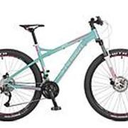 Велосипед Stinger Omega D 27.5 2017 зеленый фото