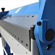 Станок гибочный ручной PВВ1270-2A сегментный листогиб Минск фото