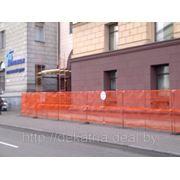 Сетка для ограждения строительных площадок AREA-WORKING (ЗЕЛЕНАЯ) 1,8*50м. фото