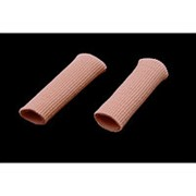 Защитный колпачок для пальцев с тканевым покрытием гелевый (цена за пару) фото
