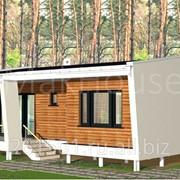 Проект дома Madder 83м2 фото