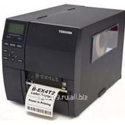 Принтер печати этикеток B-EX4T2 305 dpi Toshiba фото
