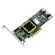 ASR-5805 Adaptec ASR-5805 8 Port SAS SATA Supports 3TB+ HDD PCIe RAID Controller фото