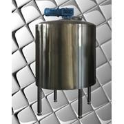 Охладительно-заквасочная установка 1 тонна (ОЗУ-1T) фото