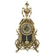 """Бронзовые каминные часы """"БИБЛО"""" 20х38см. арт.BP-27014-D Belo De Bronze фото"""