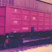 Полувагон для технологической щепы модель 12-4004, Полувагон, Полувагоны грузовые, Полувагоны фото