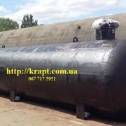 Емкость для СУГ 25 м.куб, подземная фото