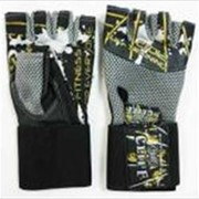 Перчатки для фитнеса CF-012-3, XL фото