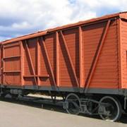 Запасные части к узлам и агрегатам грузовых вагонов фото