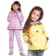 Ветровка для девочки С-167 фото