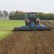 Посев зерновых культур фото
