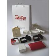 Изготовление подарочных и ювелирных упаковок фото