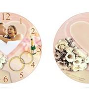 Подарки и сувениры, часы для сублимации фото