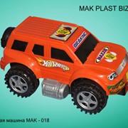 Машины детские МАК-18 фото