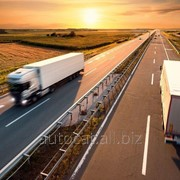 Международная доставка грузов Украина – Словения фото
