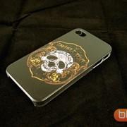 Накладка iPhone 4S (DESIGN CASE) №17 70518p фото