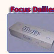 Линзы контактные однодневные фото