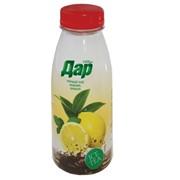 Черный чай-имбирь-лимон 330 мл фото
