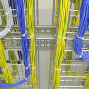 Сеть кабельная структурированная (СКС) фото