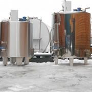 Ванна длительной пастеризации от 100 л до 1500 литров фото