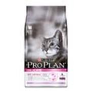 Корм Pro Plan Delicate для кошек с чувствительным пищеварением 0,4 кг фото