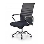 Кресло компьютерное Halmar VOLT (черно-серый) фото