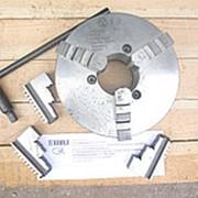 Патрон токарный 3-х кул. 3-250.35.11П d=250мм (С7100-0035П) фото