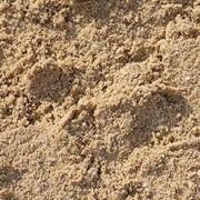 Песок мытый природный фото