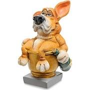 "Статуэтки Собака Фоксхаунд ""Желаю полной золотой чаши"" (W.Stratford) арт.RV-905 фото"