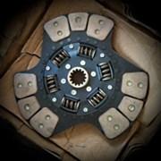 Диск сцепления Mitsubishi ME551116 ME550186 фото