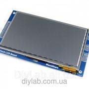 """TFT Display 7"""" 800x480 RA8875 з ємнісним сенсором фото"""