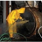 Услуги химической промывки теплообменников, химическая очистка теплообменников фото
