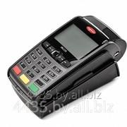Мобильный терминал IWL220/IWL221 GSM Contactless, с дополнительной базой для зарядки фото