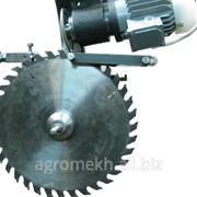 Заточка дисковых пил (для деревообработки) фото