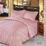 Комплект постельного белья Люкс Тенсел двухспальный, ткань тенсел 60%, хлопок 40% фото